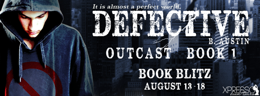 Book Blitz Defective By B Austin - Girls With Books-1344