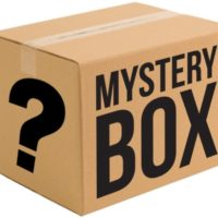 4 Year Blogiversary Mystery Box of Books Giveaway