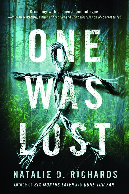 Author Spotlight & Review: One Was Lost by Natalie D. Richards