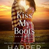 Cover Reveal: Kiss My Boots by Harper Sloan