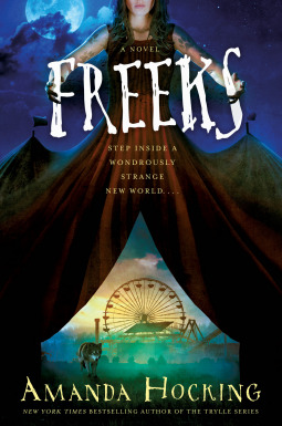 Review: Freeks by Amanda Hocking