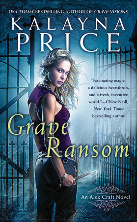 Review & Giveaway: Grave Ransom by Kalayna Price