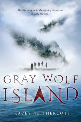 Review: Gray Wolf Island by Tracey Neithercott