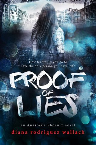 Review: Proof of Lies by Diana Rodriguez Wallach