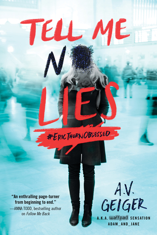 Review: Tell Me No Lies by A.V. Geiger