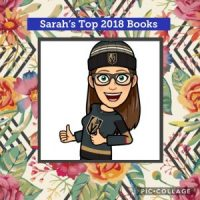 Sarah's Top 2018 Books
