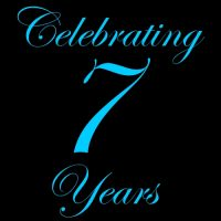 7 YEAR BLOGIVERSARY GIVEAWAY